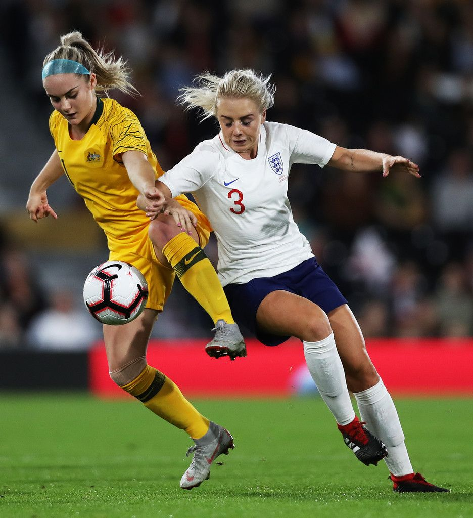 Ellie Carpenter Photos Photos England Women Vs Australia Women International Friendly In 2020 Usa Soccer Women Women S Soccer Team England Football Team
