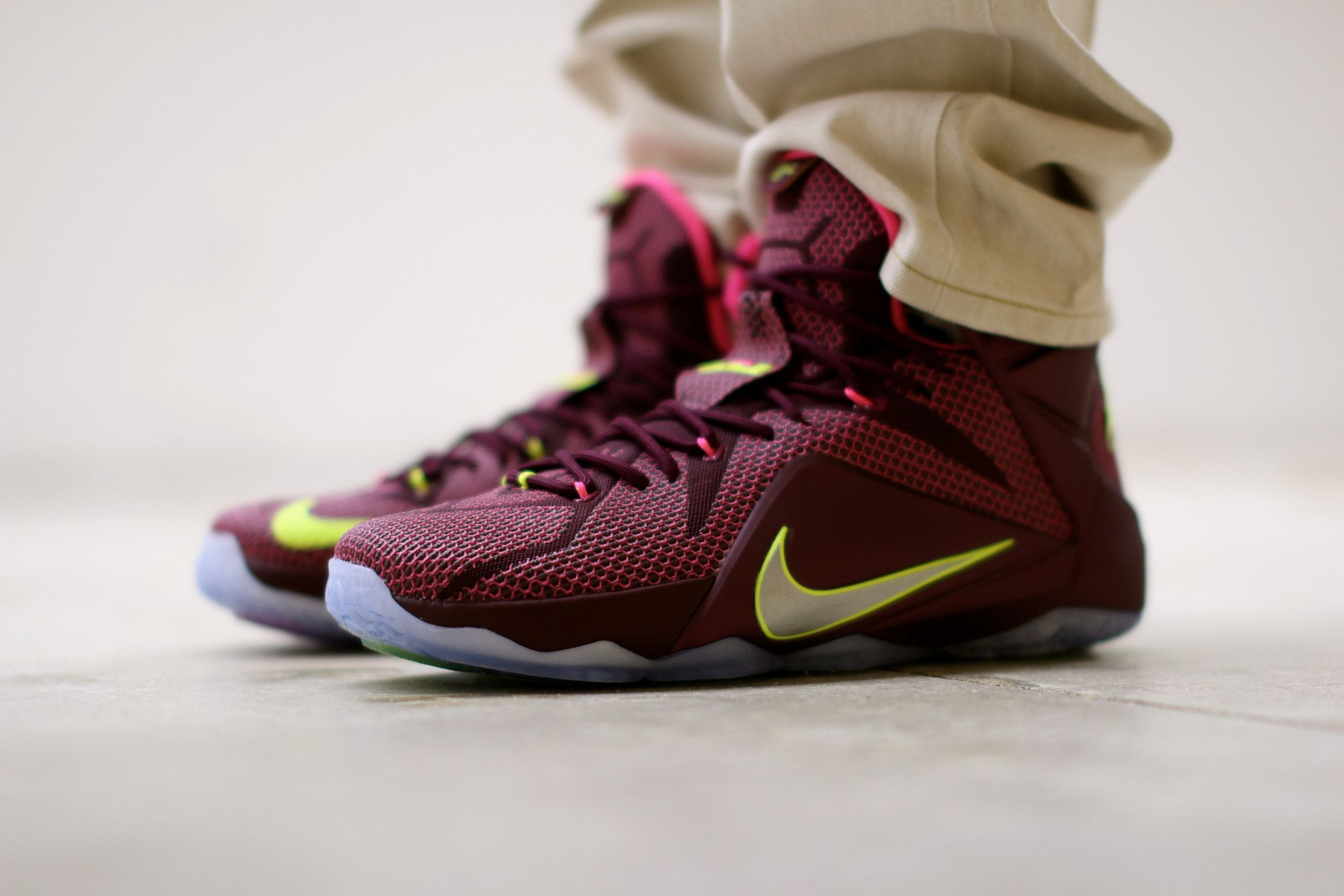"""Nike LeBron 12 """"Double Helix"""" (Detailed Pictures)"""