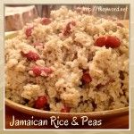 Jamaican Rice and Peas pic