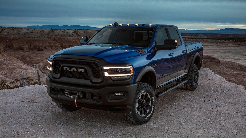 2019 Ram Heavy Duty First Look Making Nice Ram Power Wagon