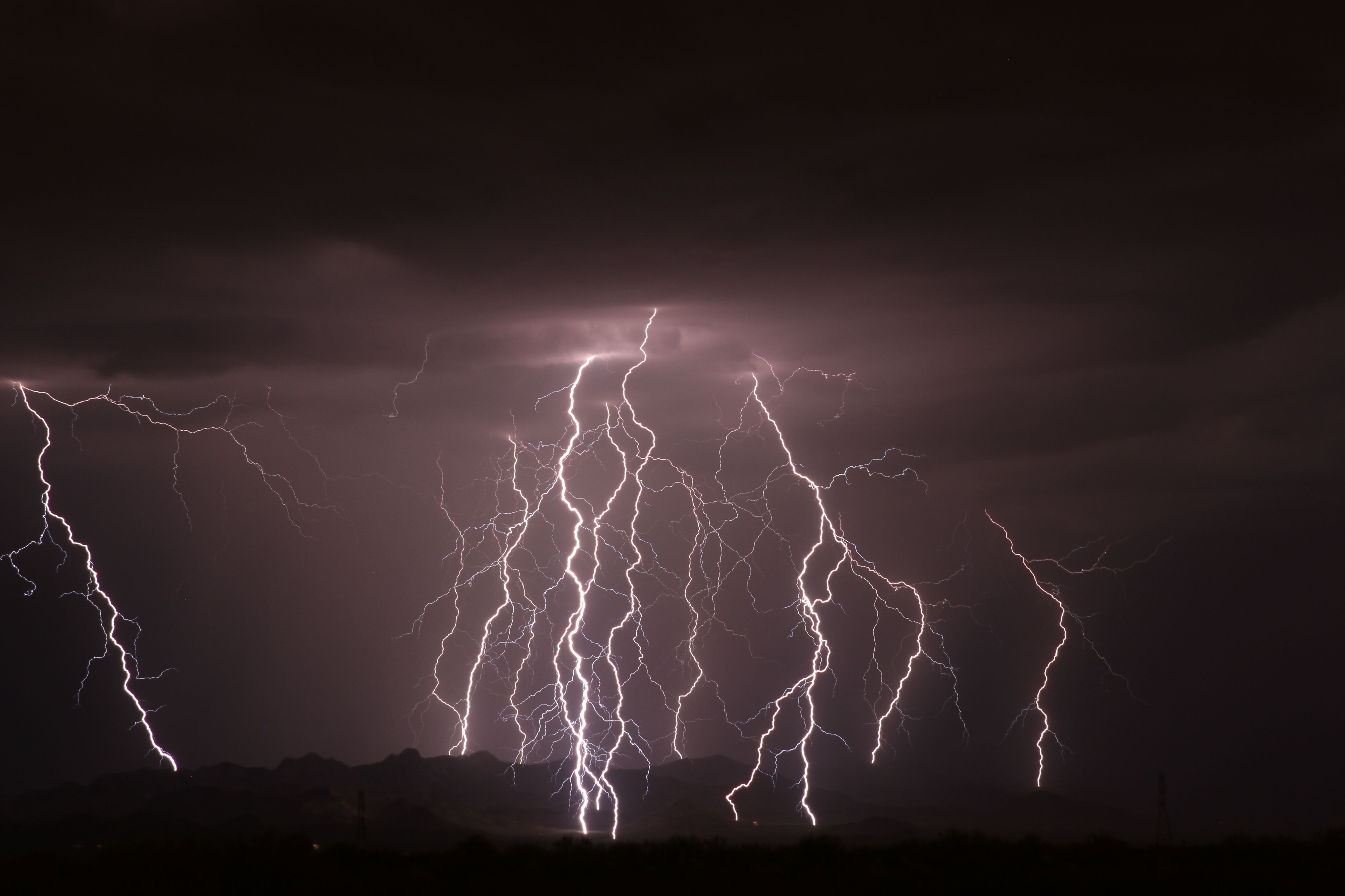 lightning tucson az random cool stuff pinterest tucson