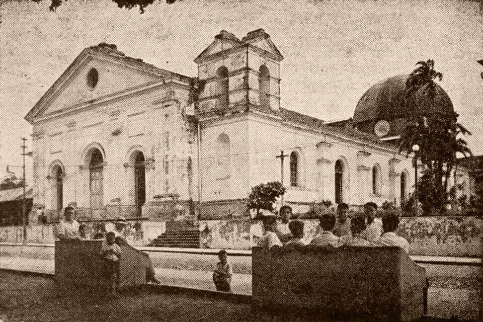 Resultado de imagen de historia Catedral de Alajuela, Costa Rica
