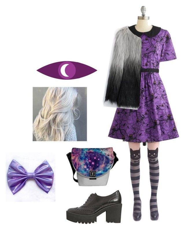 """""""Fem! Cecil Palmer"""" by awkwardvlogger on Polyvore featuring Paloma Barceló, Chicwish, women's clothing, women, female, woman, misses and juniors"""