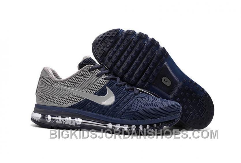 Authentic Nike Air Max 2017 KPU Navy Grey For Sale EGWCNn