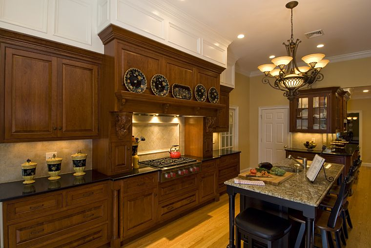 Great Kitchen By Scandia Kitchen; Photography By Rosemary Fletcher