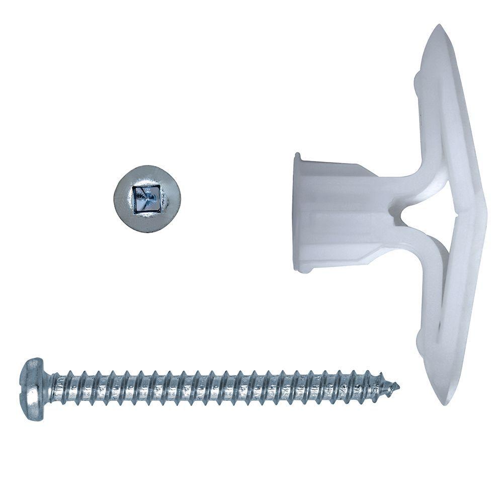 5 8 X 3 4 Inch Toggler R Drywall Anchor 50pcs In 2020 Wall Anchors Drywall Anchor
