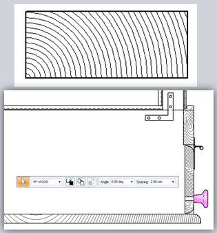 Download Autocad Wood Hatch Pattern Software: AutoCAD To Flash | vat