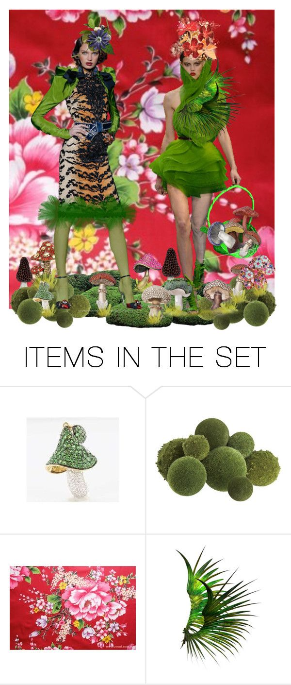 """""""Untitled #292"""" by karolkarol ❤ liked on Polyvore featuring art"""