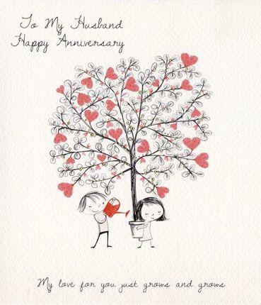 yo my husband happy Annversary. Paperlink