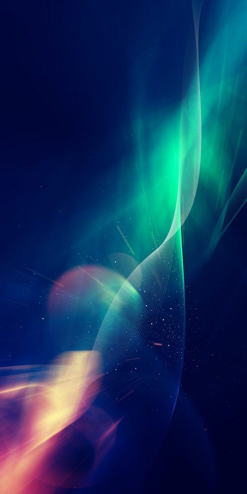 Huawei Mate 10 Pro Wallpaper 05 of 10 with Abstract Light | fall | Pinterest | Wallpaper, Iphone ...