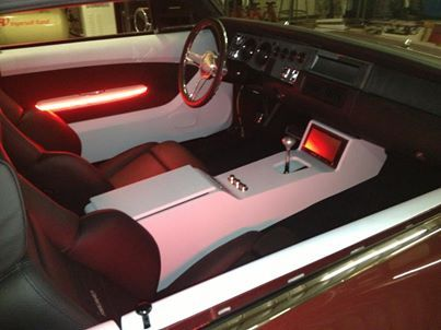 Fesler Door Panels Custom Fiberglass Leds And Console