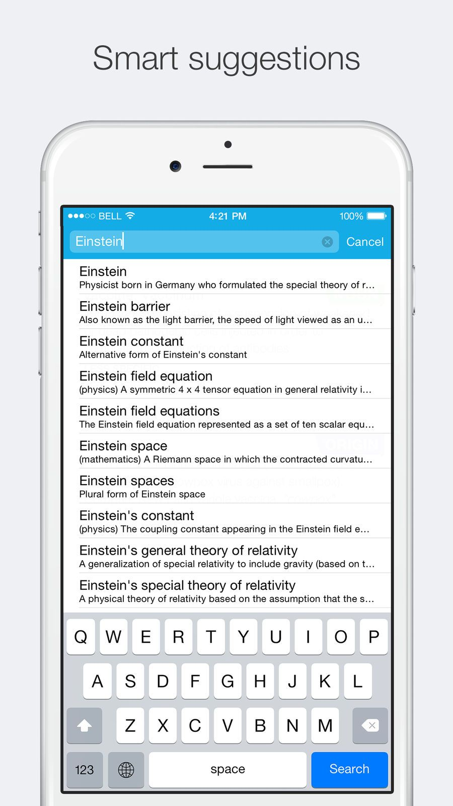 Concise English Dictionary HD #Reference#Mobile#ios