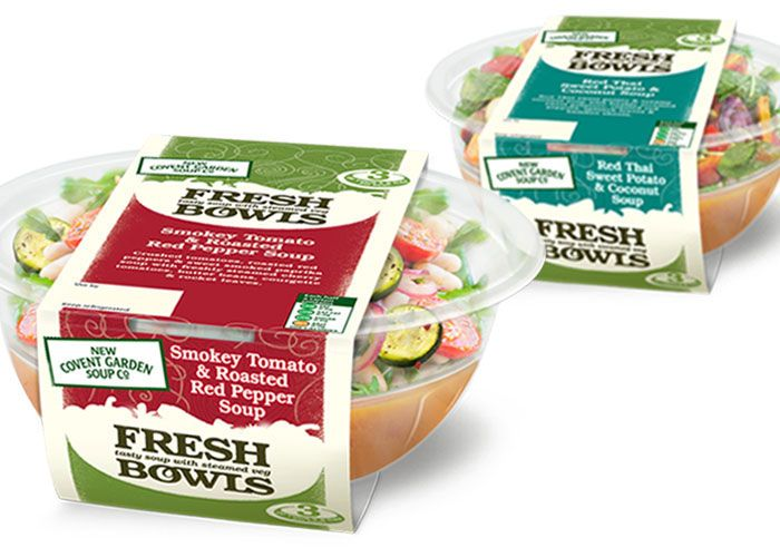 New Covent Garden Soup | Design | Packaging design