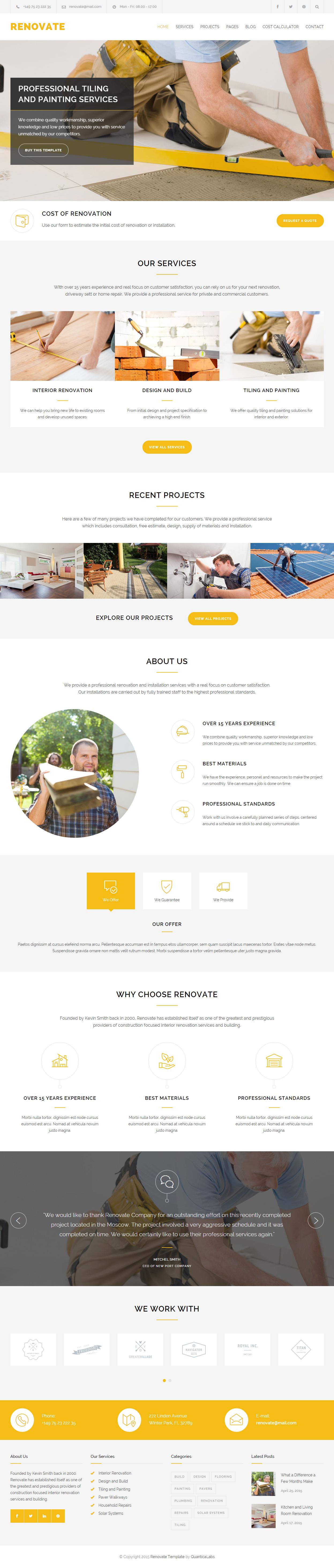 Yoopin Multipurpose Modern Website Template Free Psd Wix Website Design Free Website Templates Modern Website
