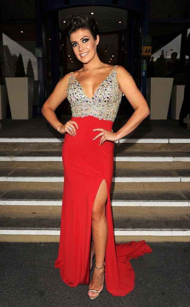 , Kym Marsh goes for all out glam in cleavage-baring ball gown at gala, My Pop Star Kda Blog, My Pop Star Kda Blog