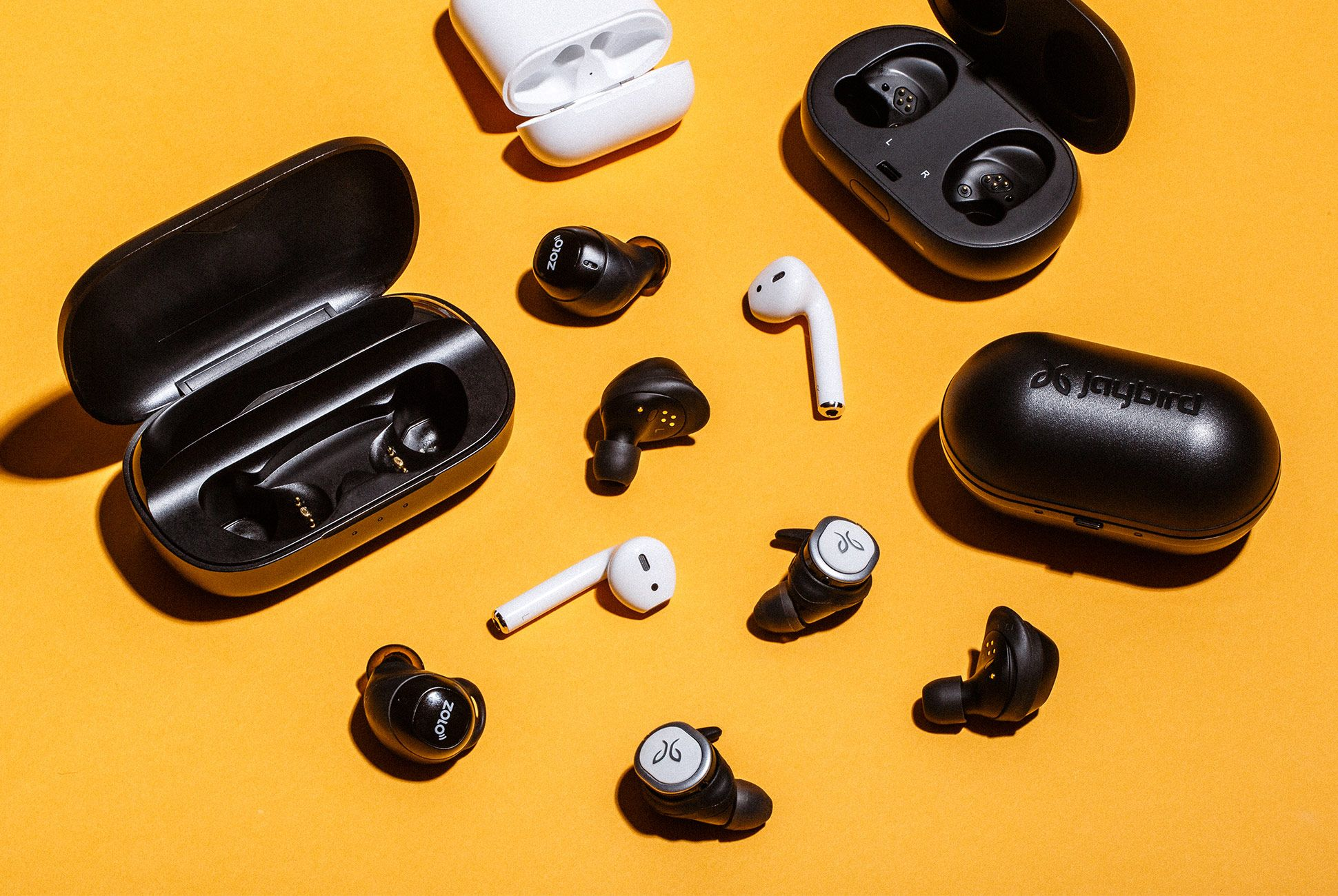 The Best Wireless Earbuds Of 2020 Which Is Right For You Wireless Earbuds Best Wireless Earphones Android Computer