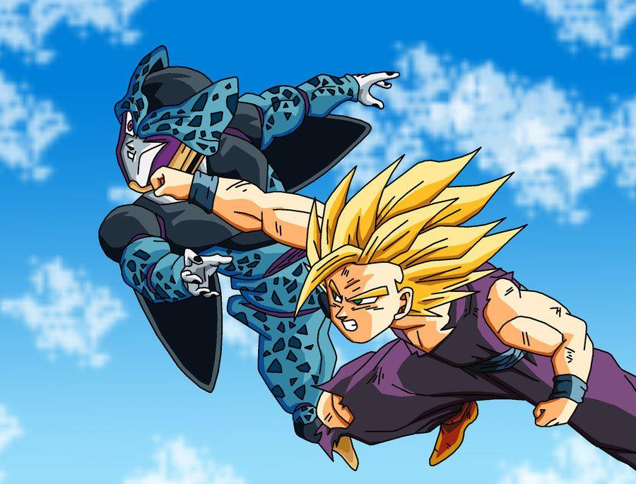 sức mạnh của Cell Jr