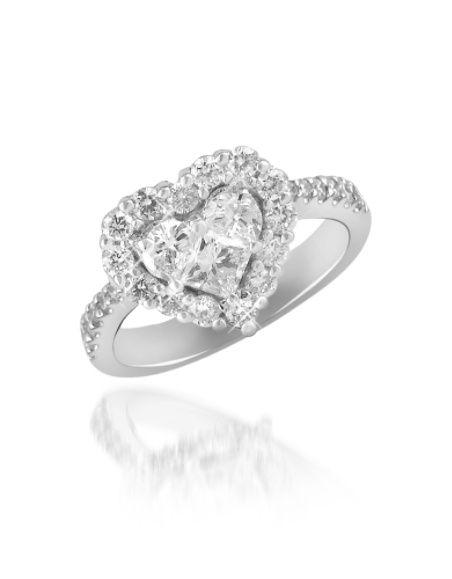 55395d373a0e anillo de compromiso corazon