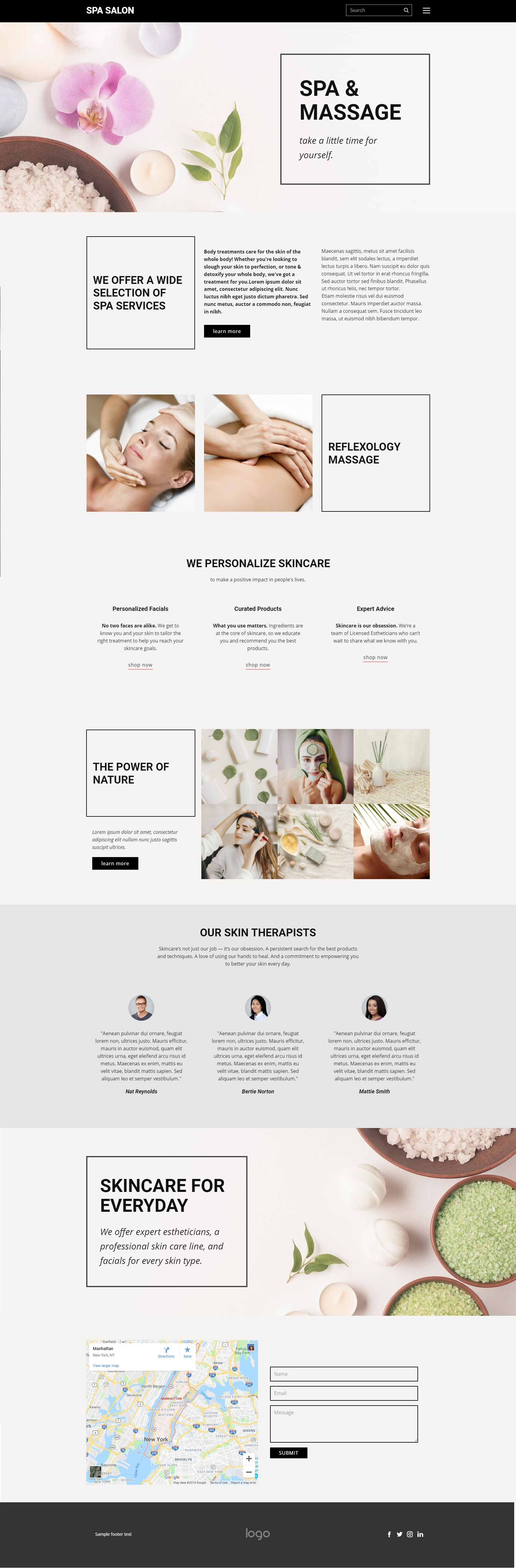 Click and start edit this web template, wordpress theme, and