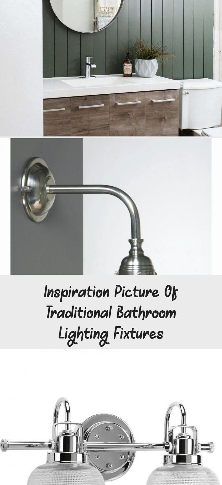 Photo of Inspiration Picture Of Traditional Bathroom Lighting Fixtures – Decorations