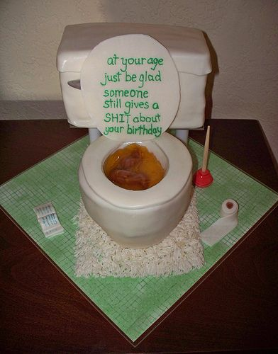 Toilet Cake Toilet Cake Dad Birthday Cakes Funny Birthday Cakes