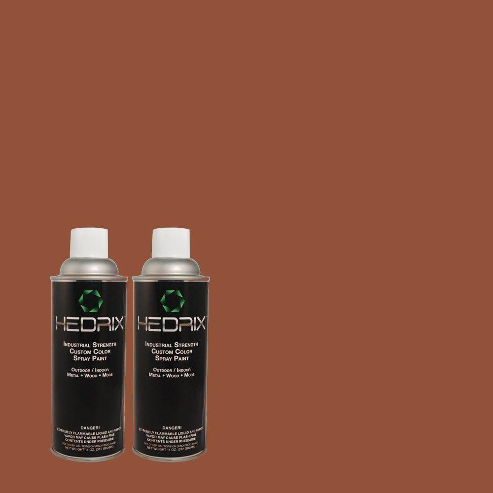 Hedrix 11 oz. Match of 523 Sequoia