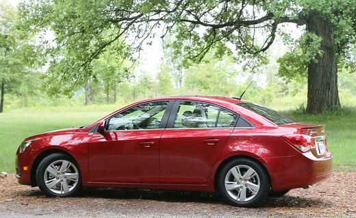 2014 Chevrolet Cruze Diesel Pictures With Images Chevrolet