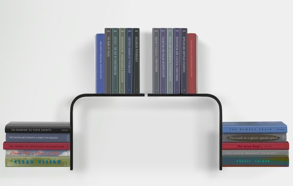 L Conceal Umbra Bookshelf