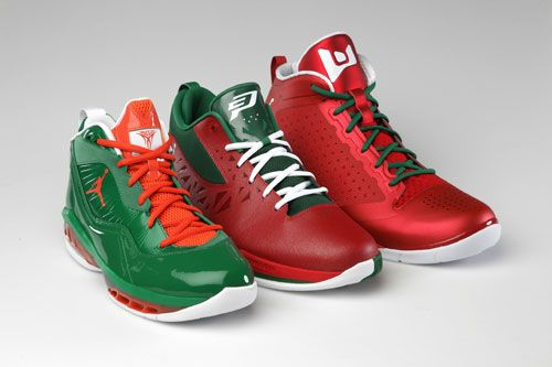 jordan christmas shoes