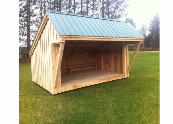 Lean To Kit Camp Building Kit Jamaica Cottage Shop Wood Shed Plans Building A Shed Shed With Porch