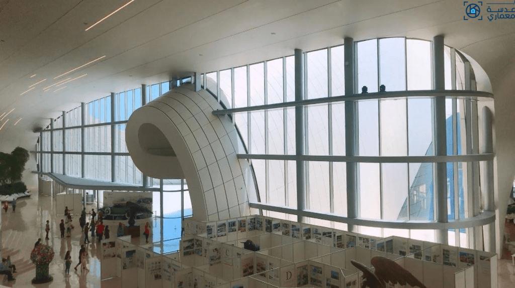 مركز حيدر علييف تحفة معمارية من إبداع زها حديد بـ عدسة معمارى