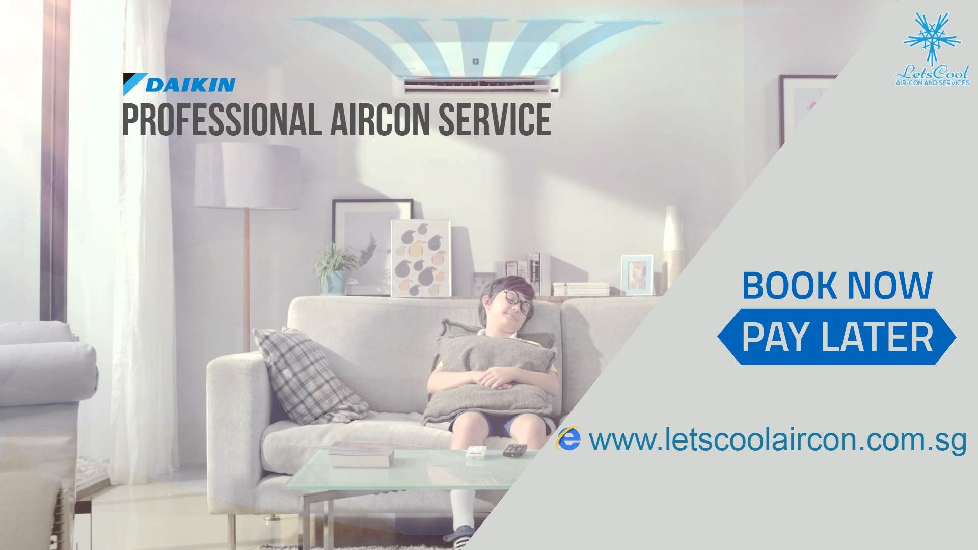 Daikin Aircon service in Singapore. Letscool Aircon , We