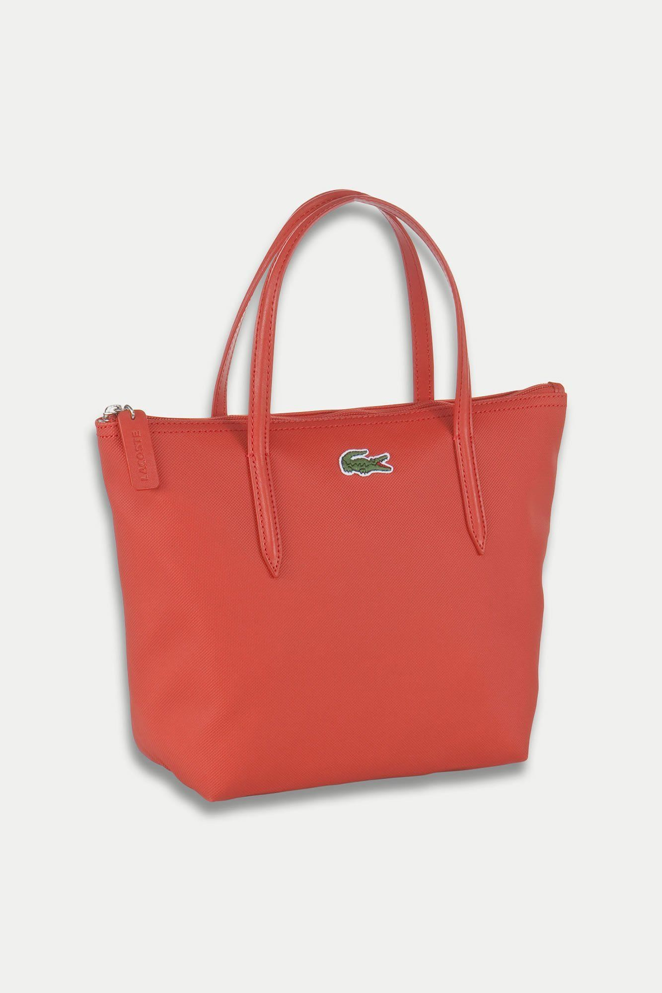 d294fc8ce351 Lacoste bag great for a day out or traveling light over night. Fun colors  too