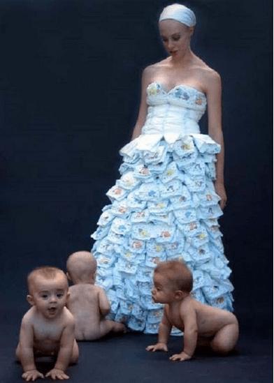Most Hilarious Wedding Outfits | Banter.fun | Kostuums | Pinterest ...