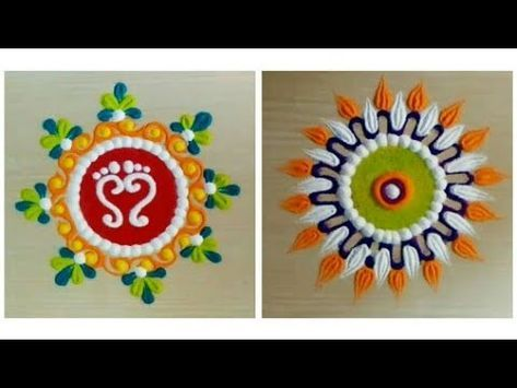 Daily rangoli design series easy  quick by also best and mehandi images in ideas indian rh pinterest