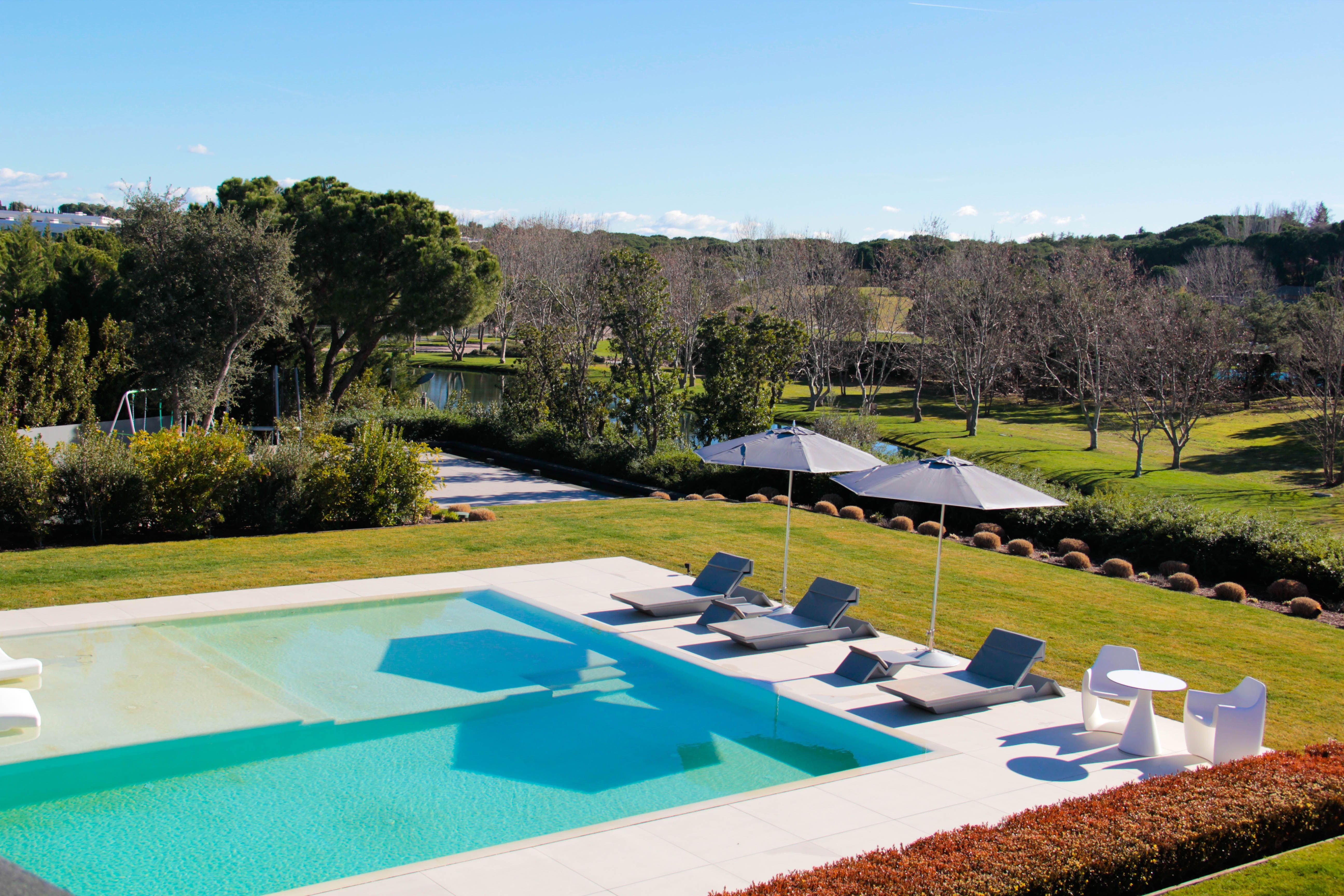 Amazing Swimming Pool And Garden Casas En Venta Chalet Fincas