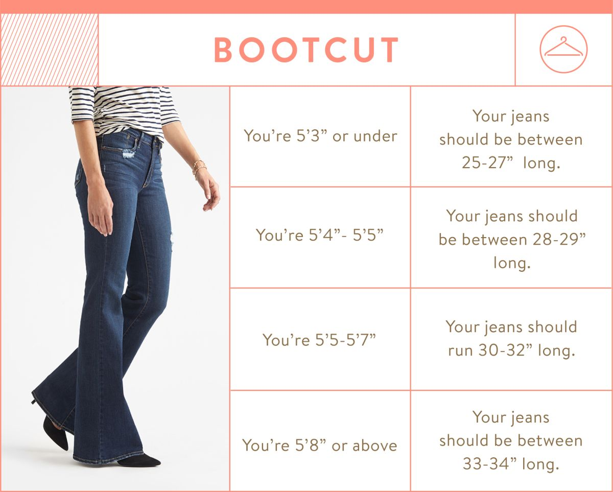 9c37b4de934 Your Guide to Inseams Jeans Outfit Winter