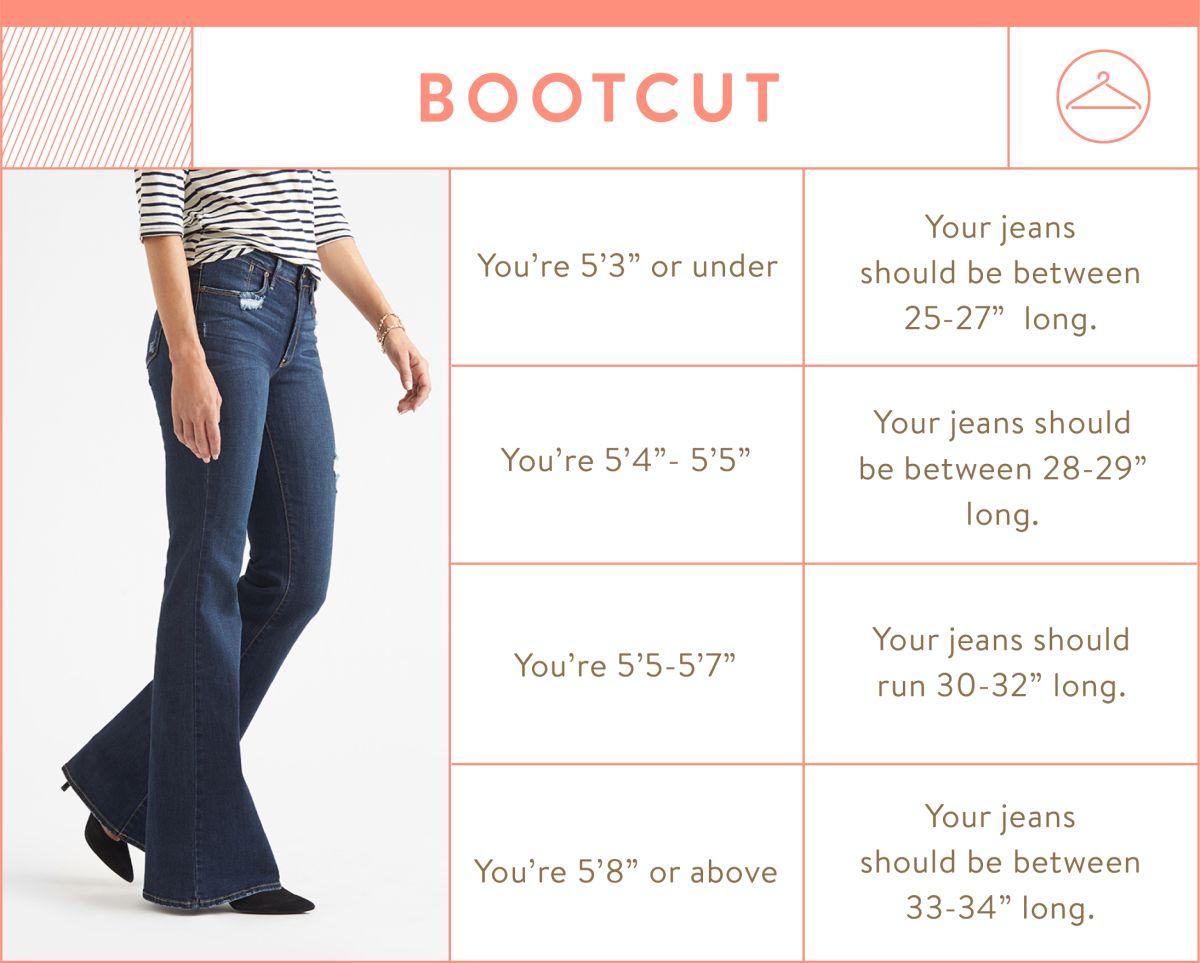 Jeans Guide mit aktuellen Trends und vielen Informationen
