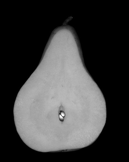 mary woodman, pregnant pear