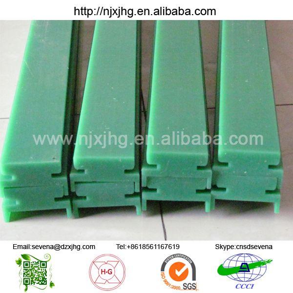Custom UHMW-PE conveyor sliding guide rail | alibaba | Fashion
