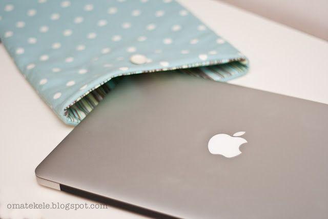 Kaunis pussi iPadille