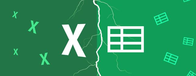 Excel vs Google Sheets Which One Is Better for You? Google and - google spreadsheets