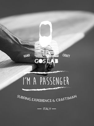 Gos Lab �I�m a passenger��