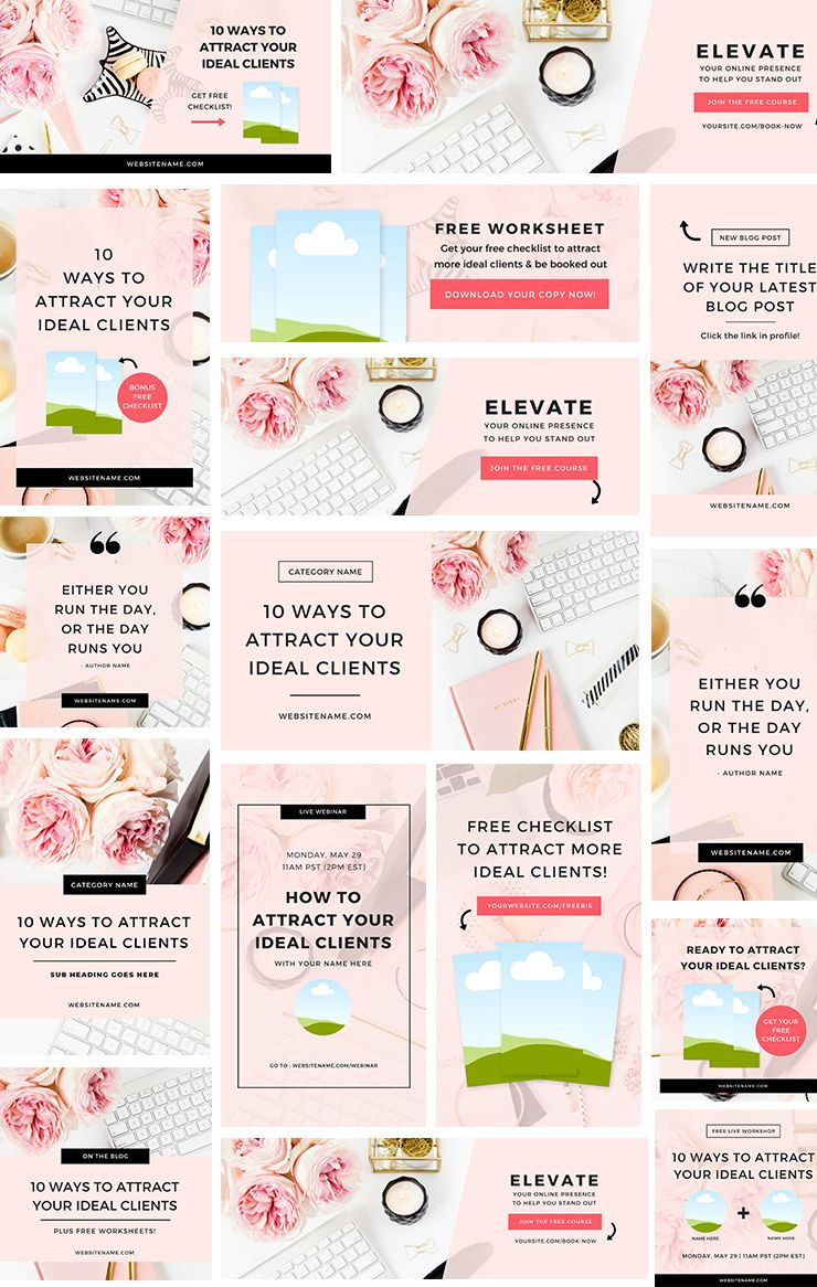 canva social media templates brand strategy branding tips