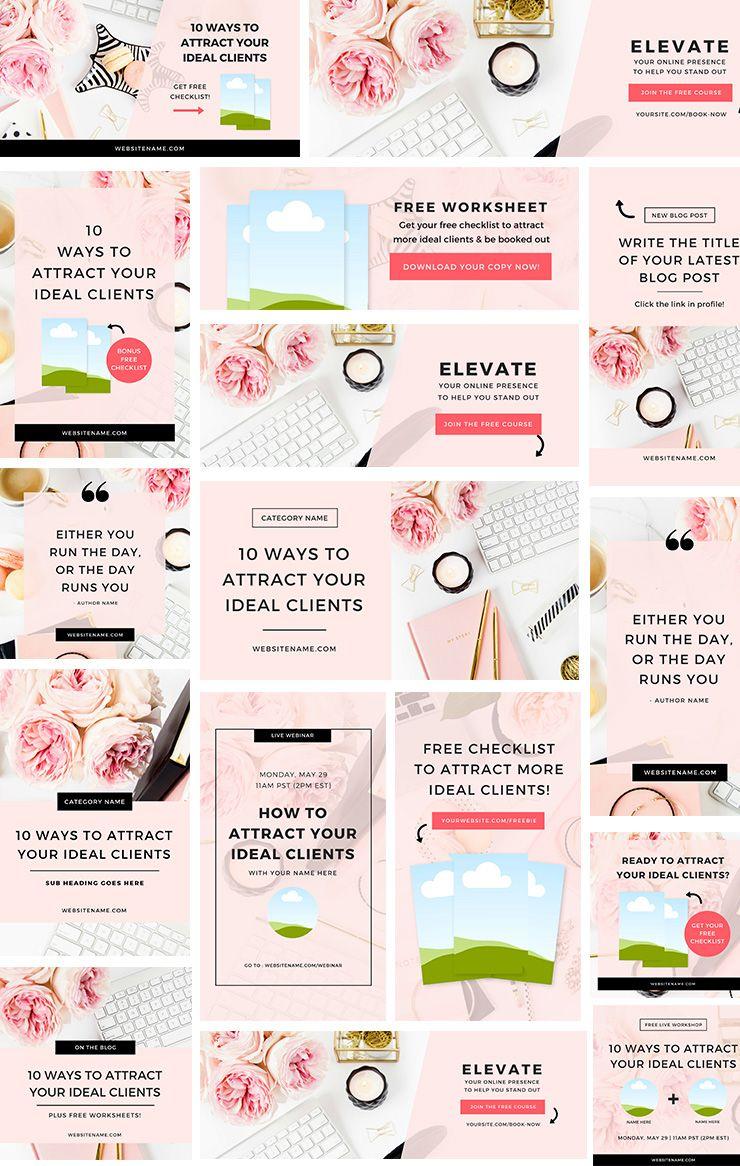 canva social media templates brand strategy branding tips