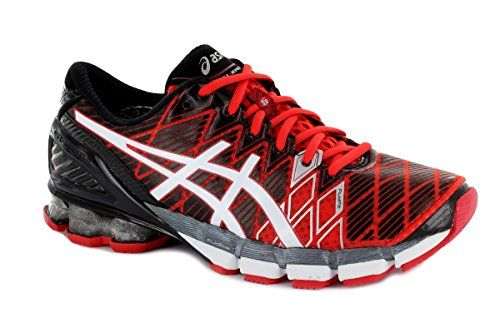 Best Product Asics T3e4y Men S Gel Kinsei 5 Running Shoes Red