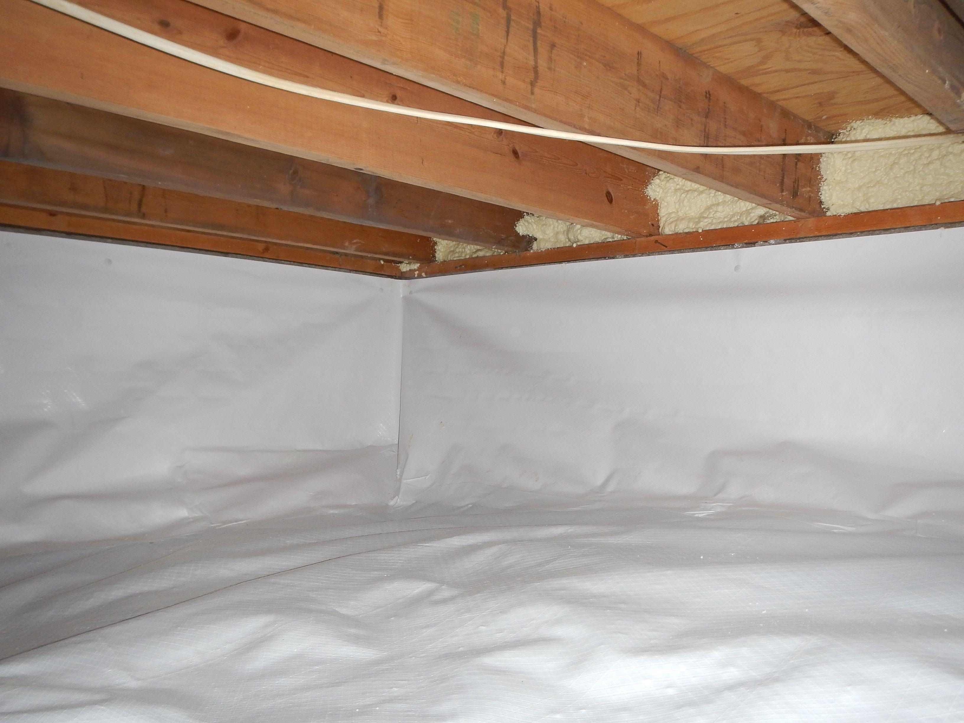 Crawlspace Encapsulation and Insulation. http//www