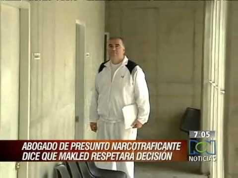 Abogado Miguel Ramírez asegura que Makled está listo para defenderse #Video