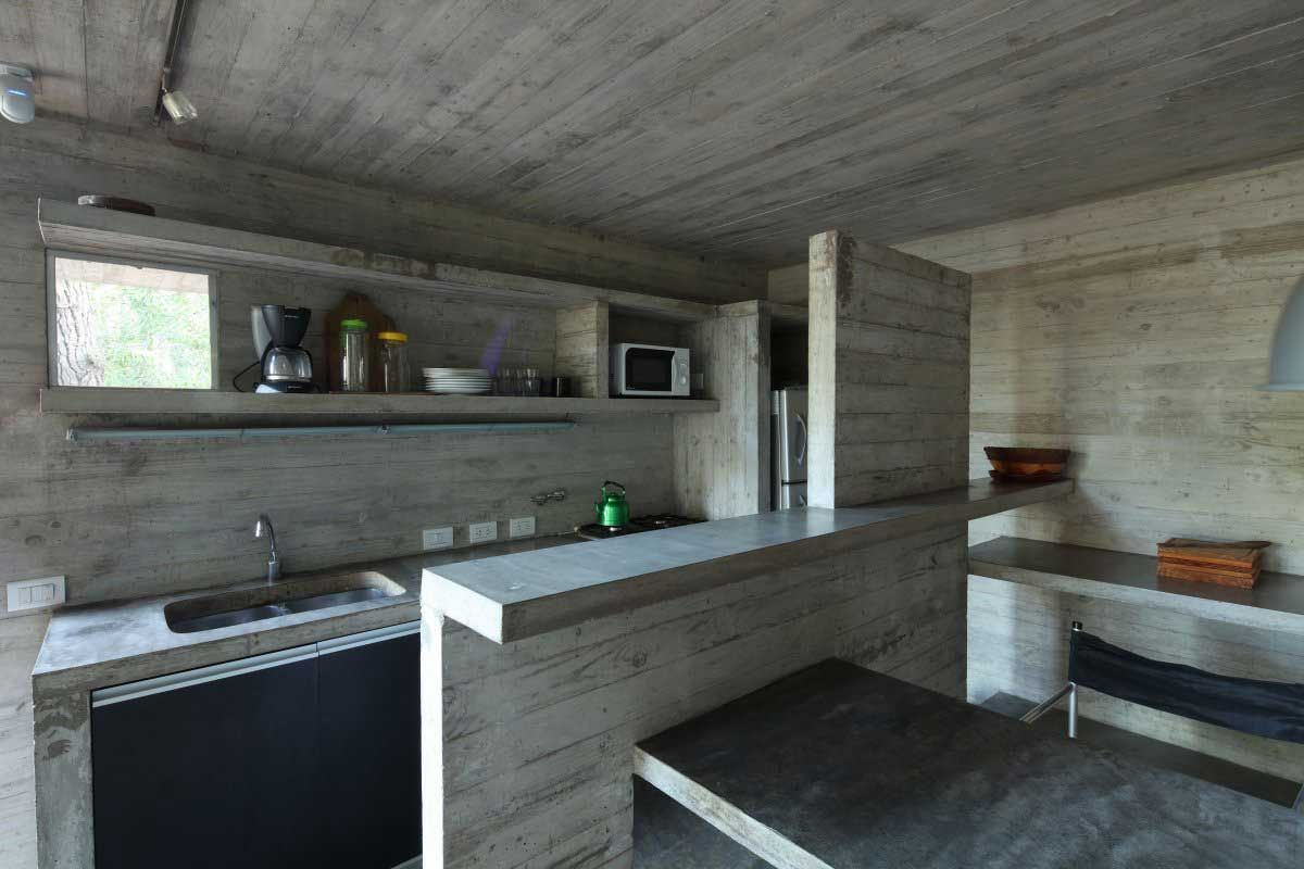 materials for concrete kitchen countertop - http://www