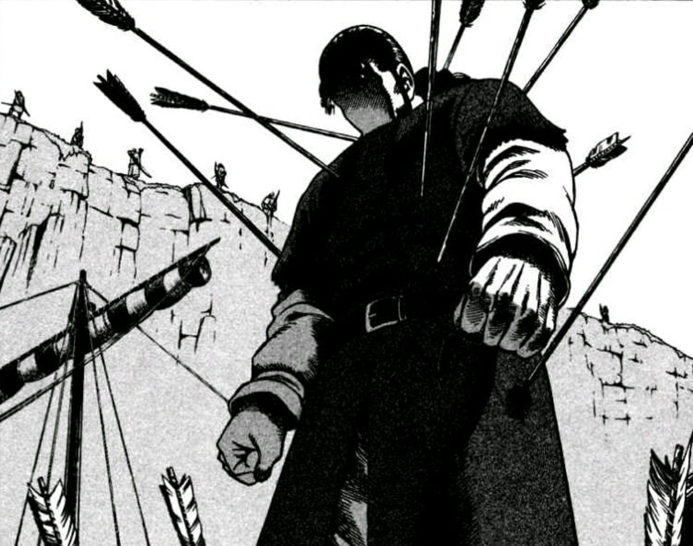 Pin by Fourth on Manga Images Vinland saga, Manga comics